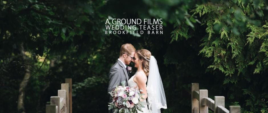 Brookfield Barn Wedding Video | West Sussex Wedding Videographer
