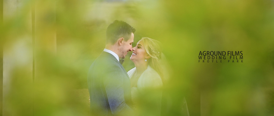 A Wedding Video at Froyle Park, Alton