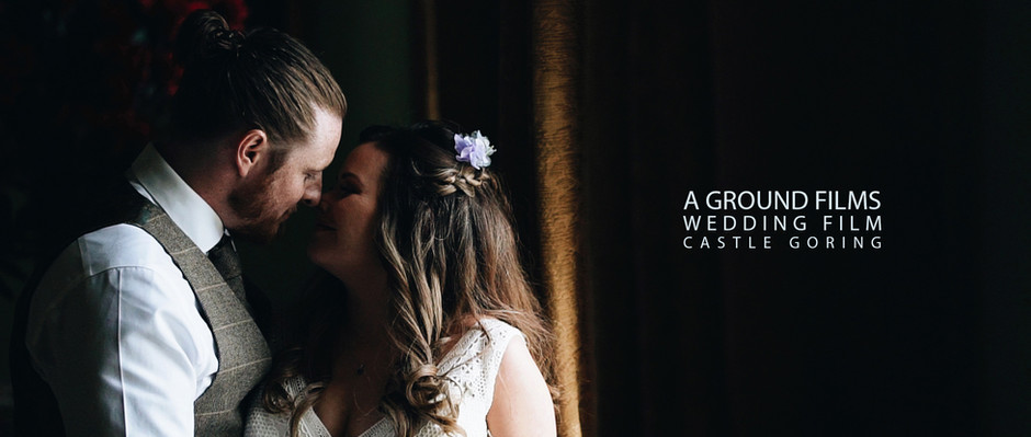 A Ground Films wedding film at Castle Goring, West Sussex