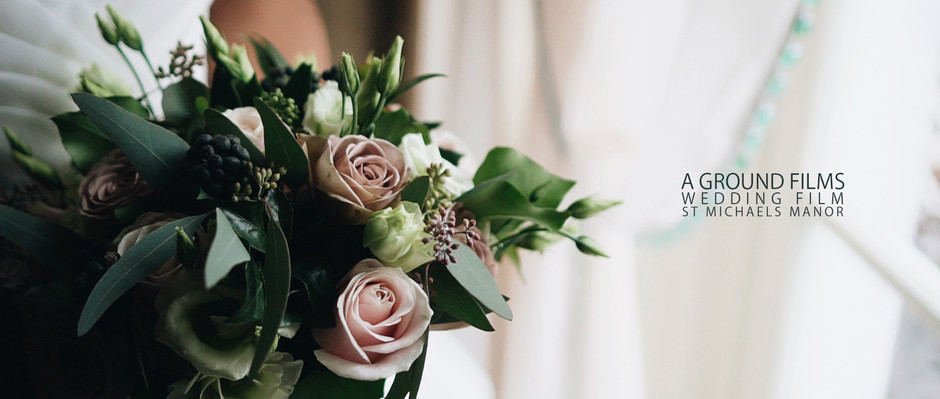 A Wedding Video at St Michael's Manor | West Sussex Wedding Videographer