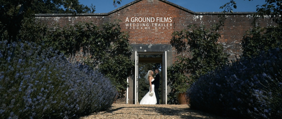 A Wedding Video Trailer at The Osborne House, Isle of Wight, Hampshire