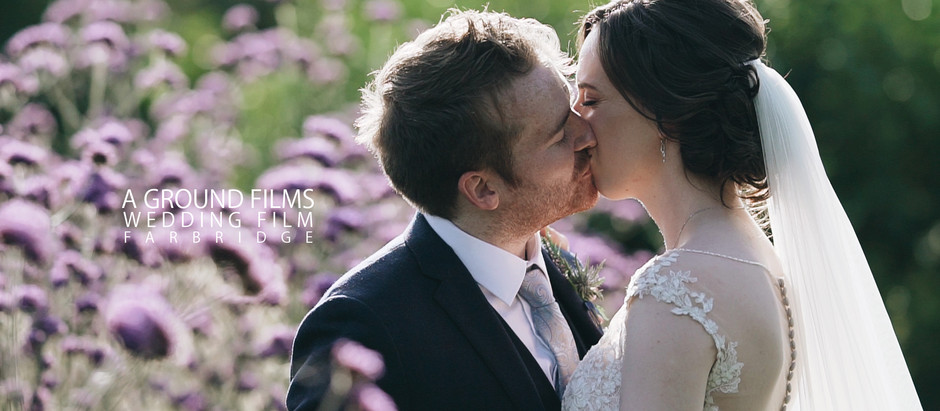Farbridge Barns | Chichester Wedding Video | West Sussex Videographers