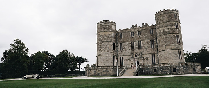 Lulworth Castle wedding video   Dorset Videographer