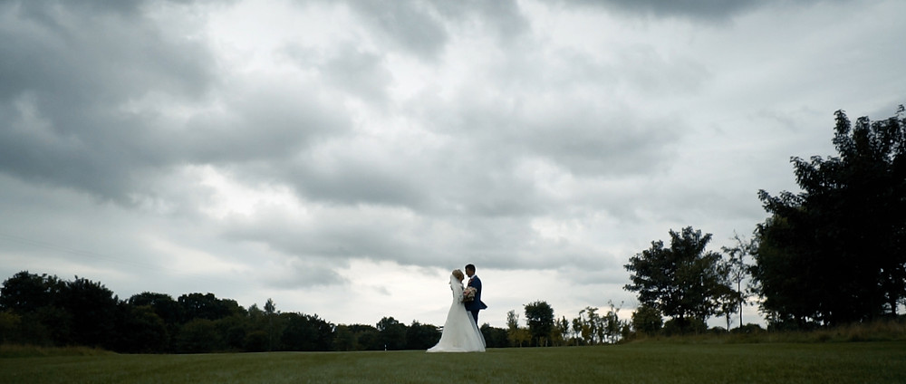 A Wedding Video at Skylark - Ground Films