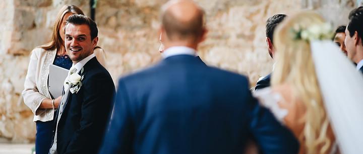 Ground Films wedding video   Lulworth Castle