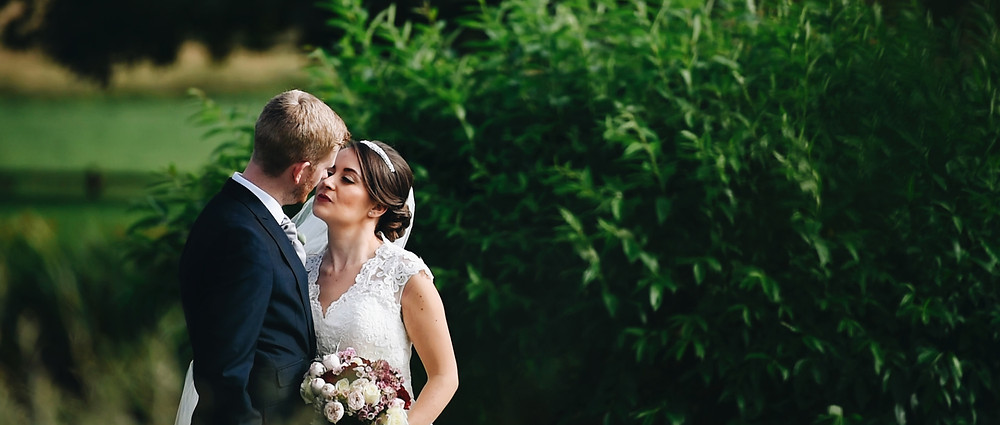 beautiful bride and groom | Videographers in West Sussex