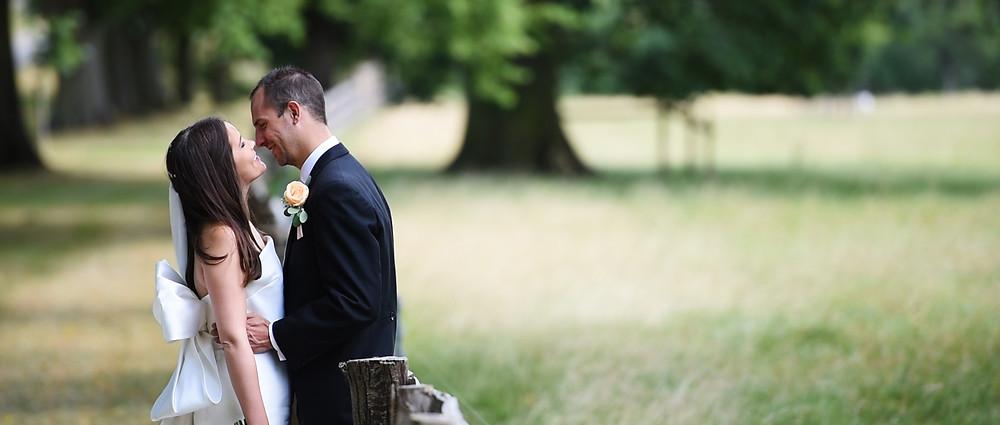couple shoot | Stoneleigh Abbey wedding video