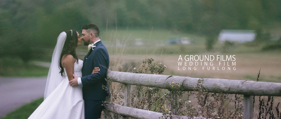 Sam & Rory's Wedding Video at Long Furlong Barn | West Sussex Wedding Videographer
