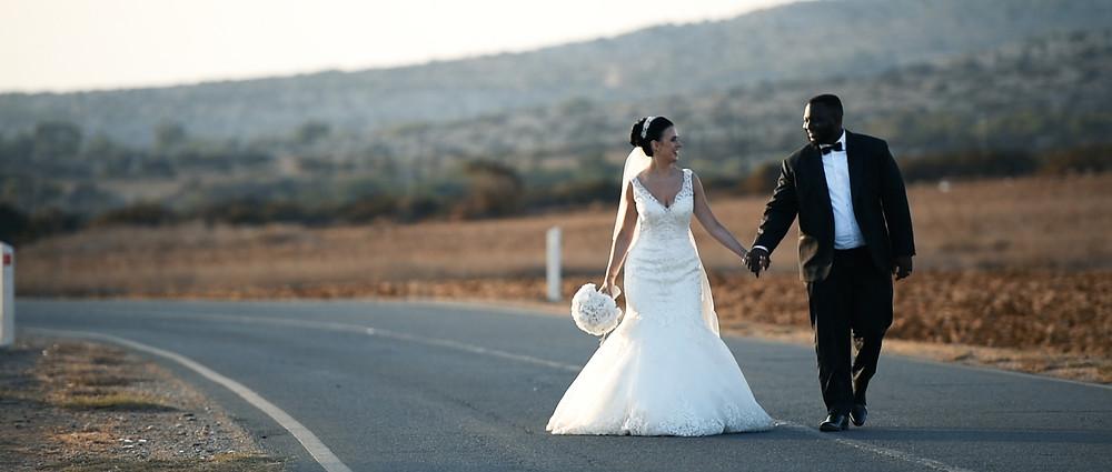 Destination wedding video in Cyprus