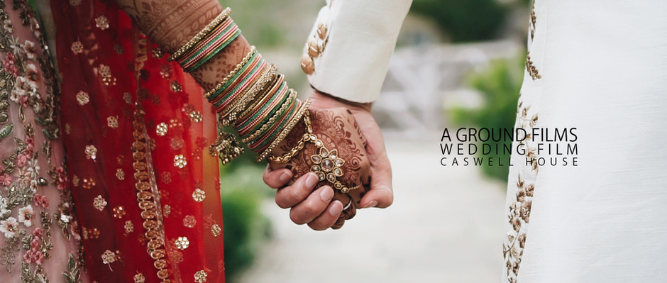 Christian & Beejal's Wedding Video at Caswell House