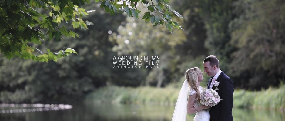 Wedding Film | Avington Park, Winchester | Hampshire Wedding Videographer