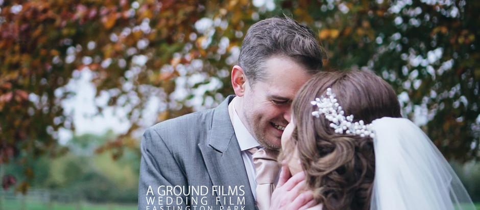 Ange & Chris' Wedding Film at Eastington Park | Hampshire Wedding Videographer