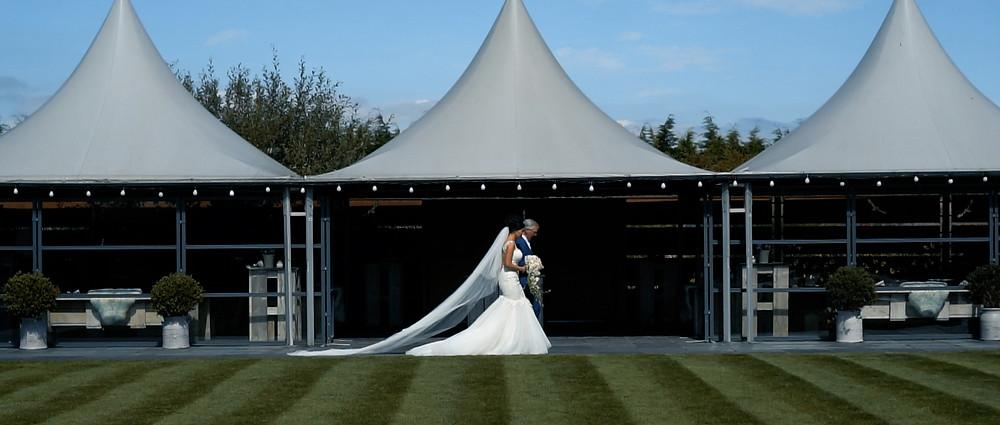 Southend Barns Ceremony wedding video - Ground Films