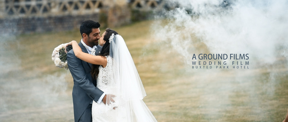 A Wedding Video at Buxted Park Hotel, Ashdown Forest, East Sussex