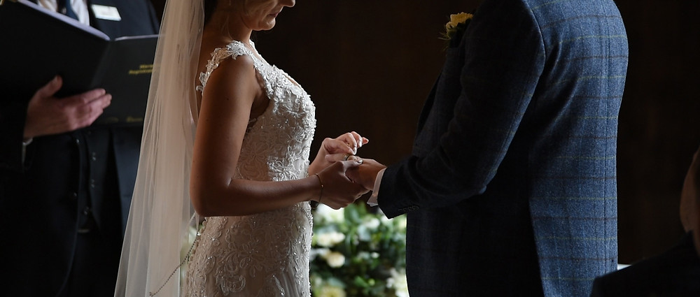 Ring Exchange | Shustoke Barn