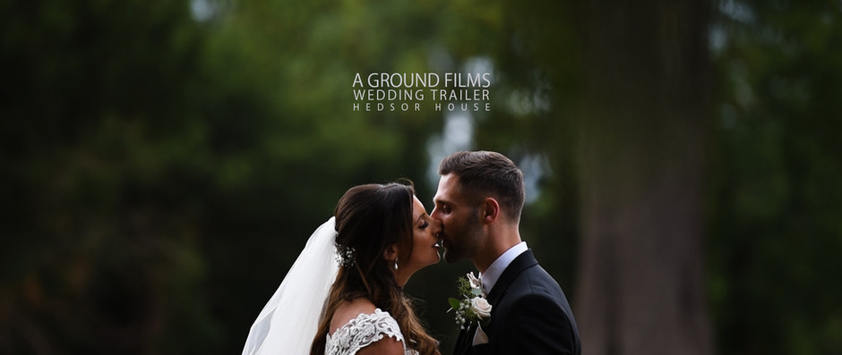 Wedding Video | Hedsor House | London Wedding Videographers