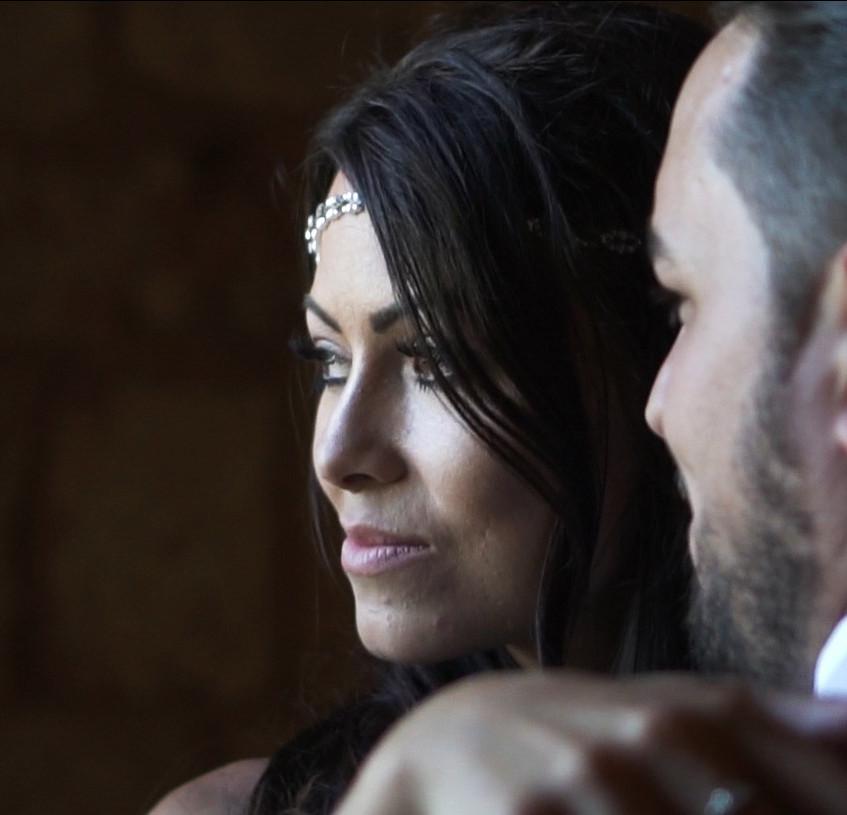 Ground Films Wedding Stills at Aphrodite Beach, Cyprus