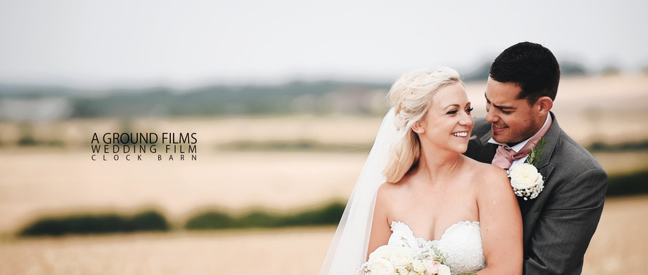A Clock Barn Wedding Video | Hampshire | West Sussex Videographer