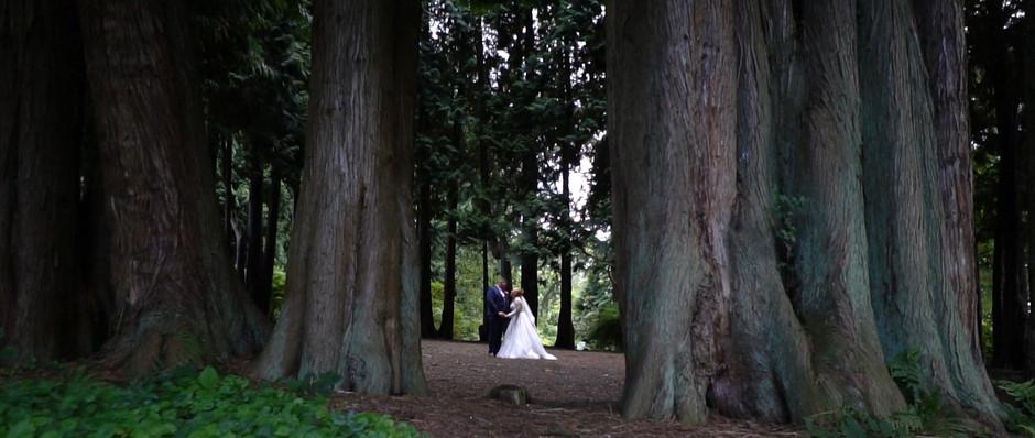 A Wedding Video at Chilworth Manor, Southampton, Hampshire