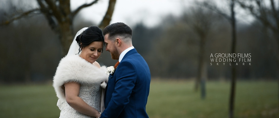 A Hampshire Wedding Film at Skylark Golf & Country Club, Fareham