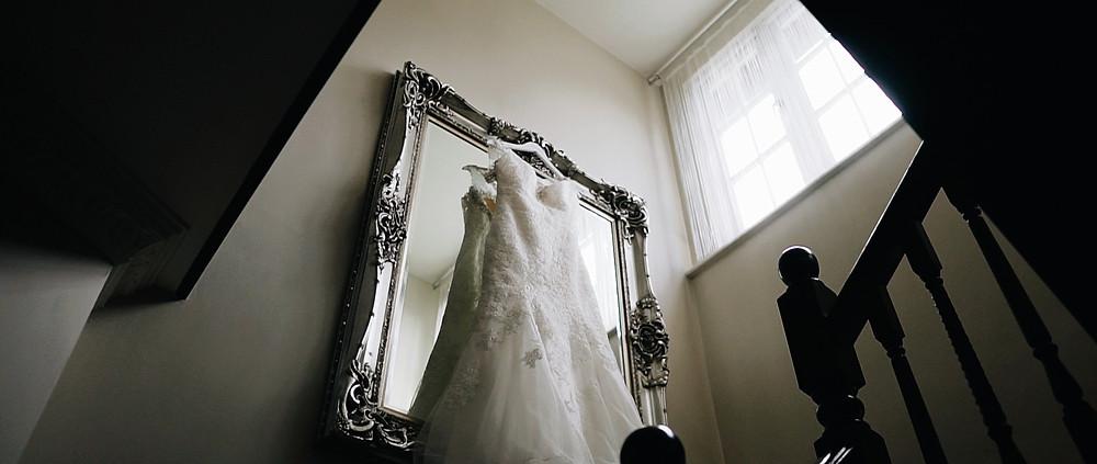 Wedding Dress | West sussex Videographer | Ground Films