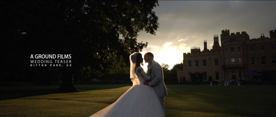 A Ground Films Wedding Teaser at Ditton Manor, Berkshire, UK