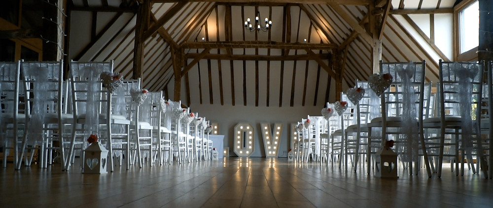 A Wedding Video in Hampshire - Ground Films