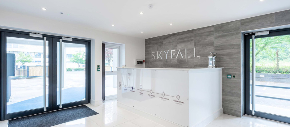 Skyfall Apartments, Crawley | Property Videography | Just New Homes