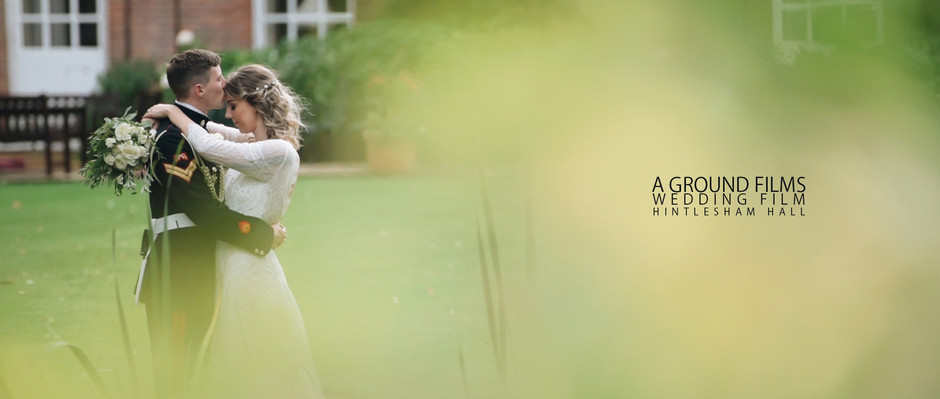 Maria & Dan's Wedding Video at Hintlesham Hall | West Sussex Videographers