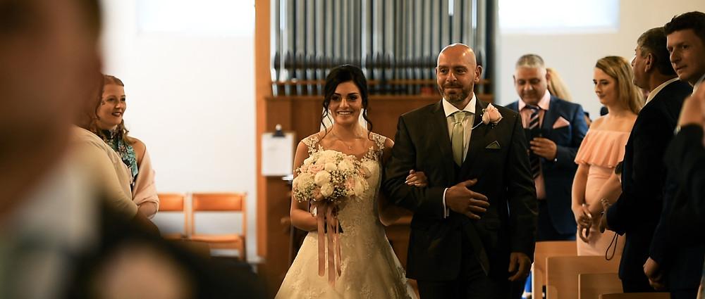 Ground Films | Hampshire Wedding Videographer