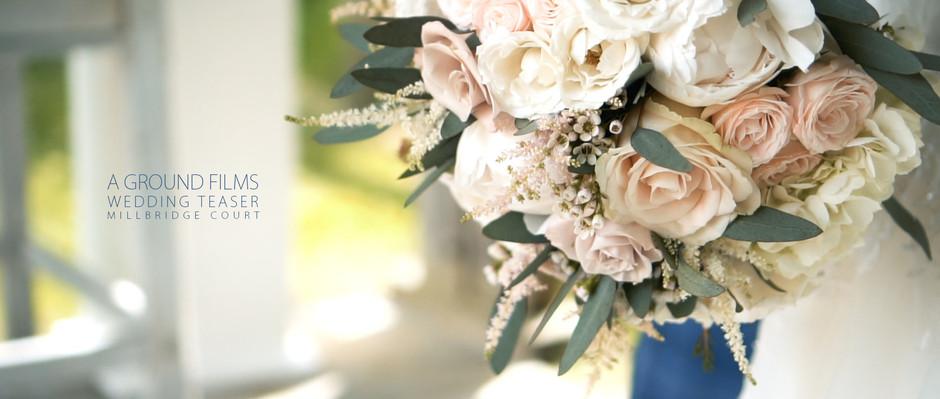 Millbridge Court Wedding Video | Teaser | West Sussex Videographer