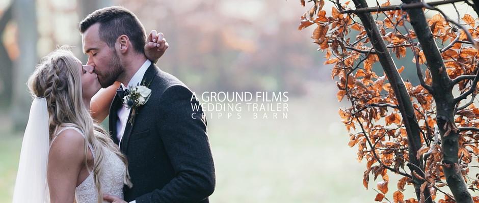Lottie & Sam's Wedding Trailer at Cripps Barn | West Sussex Wedding Videographer