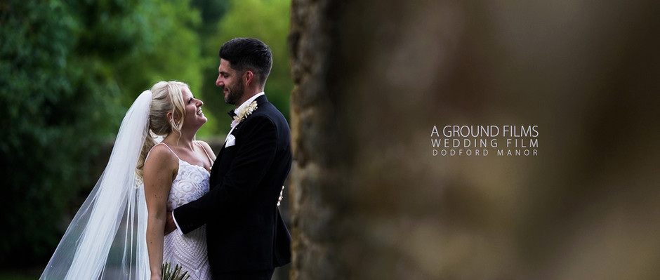 Louise & Aaron - Dodford Manor Wedding