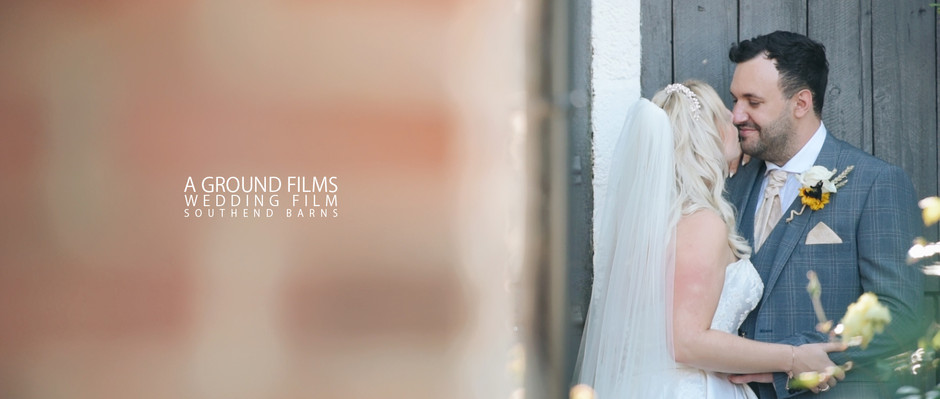 Senitta and Karl's Wedding Video at Southend Barns, West Sussex Videographer