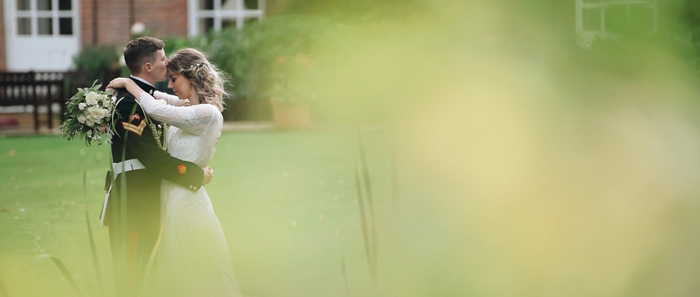 hintlesham wedding videographer