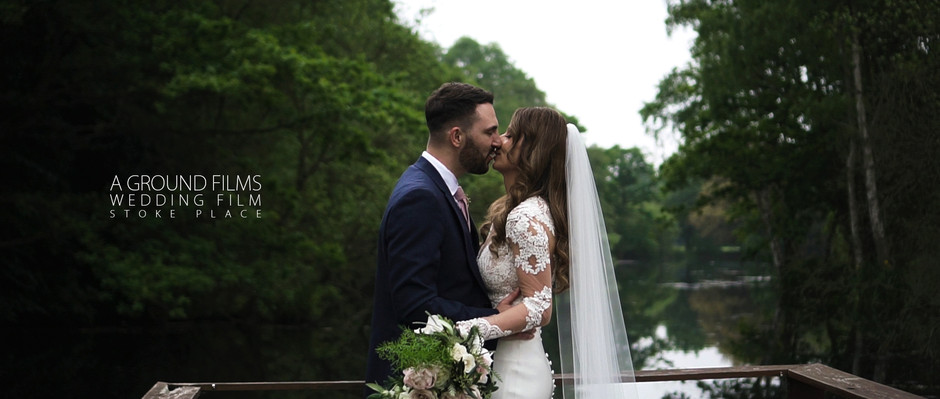 Stoke Place Wedding Video | West Sussex Wedding Videographers