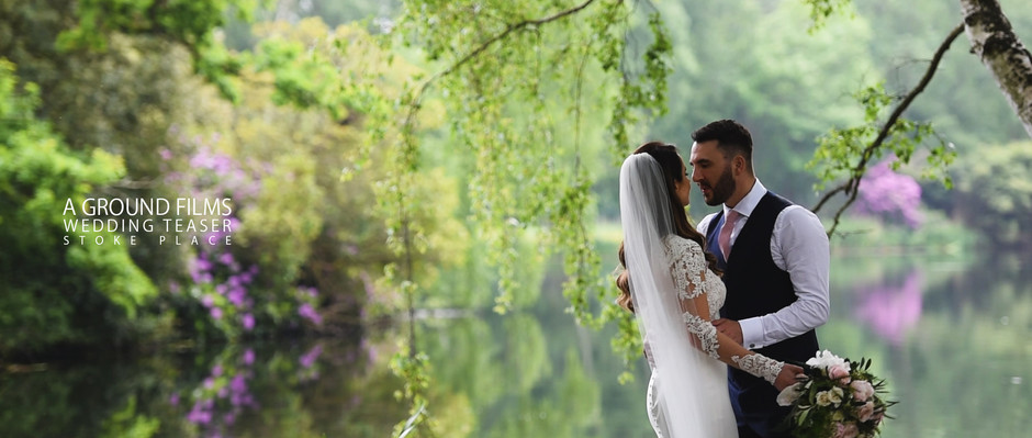 A Wedding Video at Stoke Place, Buckinghamshire | Wedding Videographer