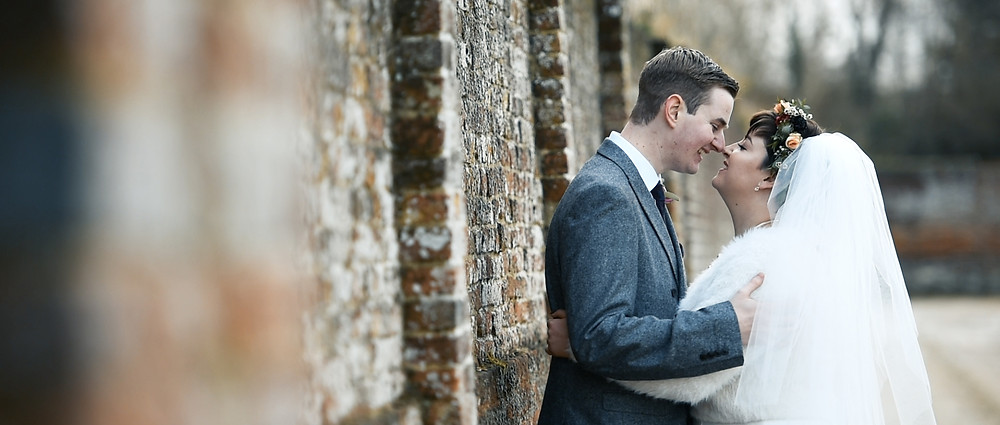 wedding video at Titchfield Barn