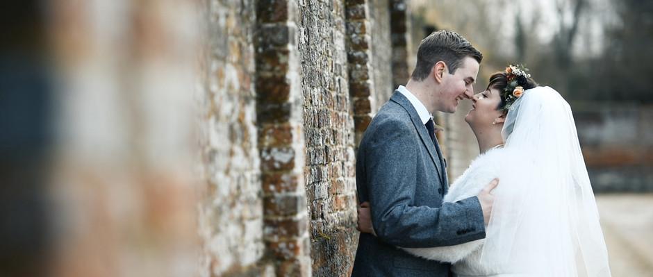 Hampshire Wedding Video at Titchfield Barn, Fareham