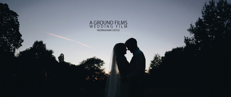 Jenna & Conor's Wedding Video at Hedingham Castle | West Sussex Videographer