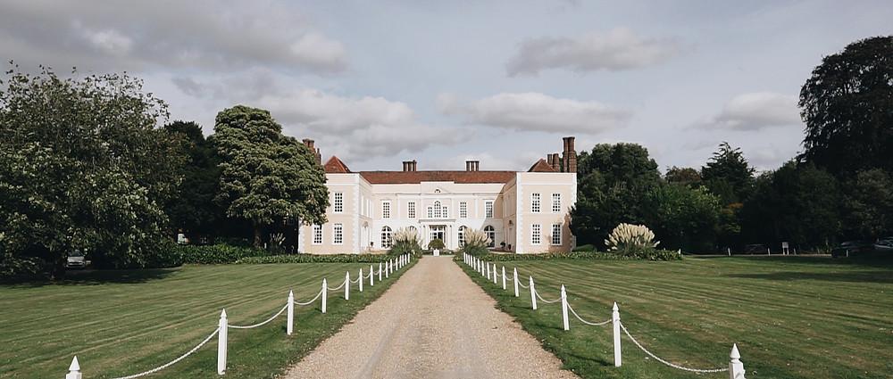 Hintlesham hall wedding venue | Ground Films