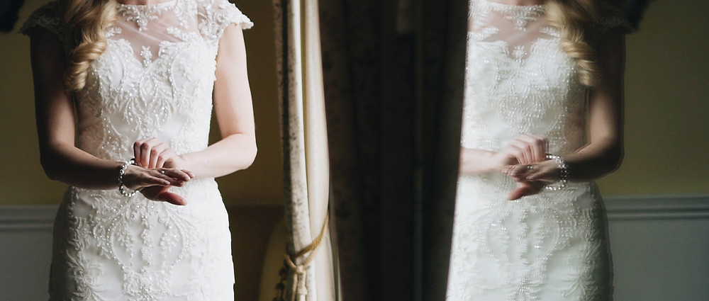 Brides bracelet | Avington park wedding video