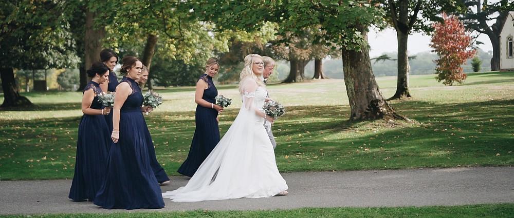 Wasing Park wedding video   Ground FIlms