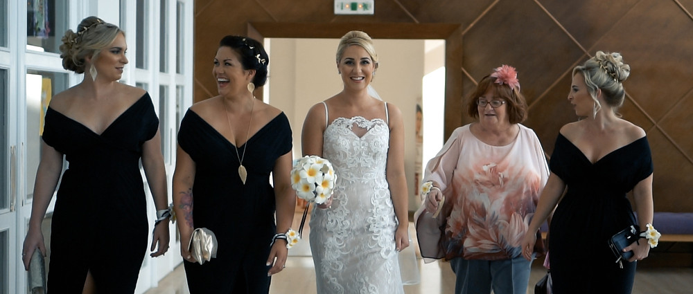 Cyprus wedding video - Ground Films