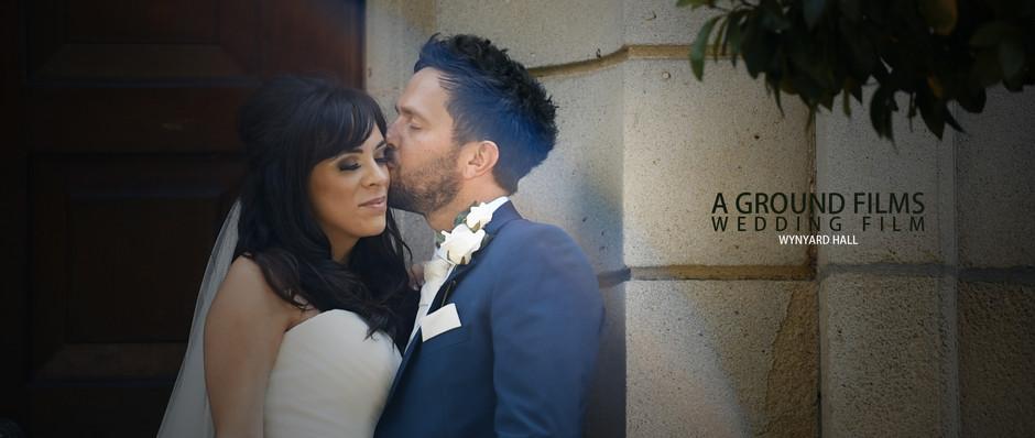 A UK Wedding Video at Wynyard Hall by Ground Films