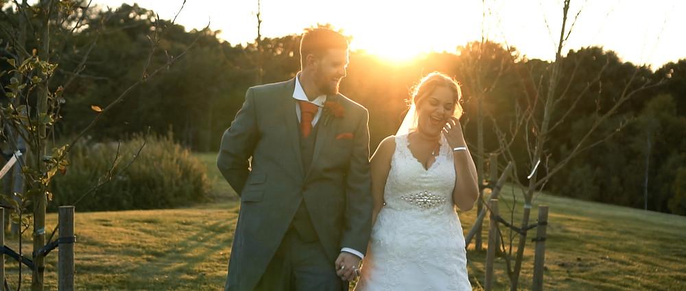 wedding videographer for Skylark - Ground Films