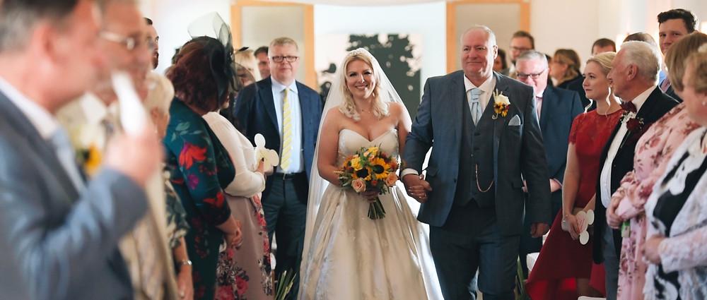 Southend Barns wedding   Ceremony