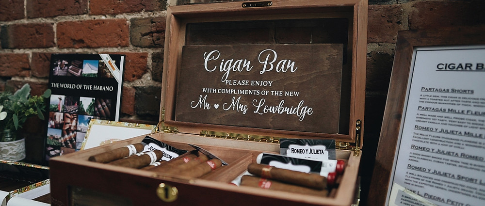 Cigar Bar | Ground Films | Videographer