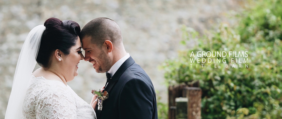 Alice & Keith's Wedding at Tithe Barn | Hampshire Wedding Videographers