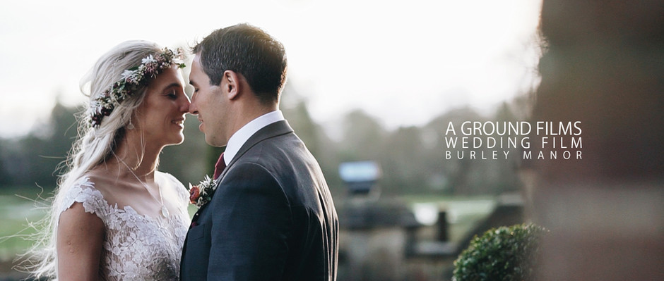 Ash & Doug | New Forest Wedding Video | Burley Manor
